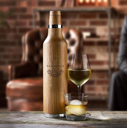 Oak Bottle | Aged Wine in 24 Hours