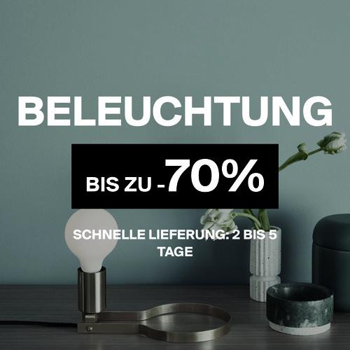 Beleuchtung | Bis zu -70%