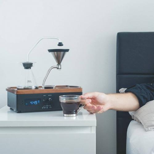 Barisieur | Guten Morgen: Innovativer Kaffee-Wecker
