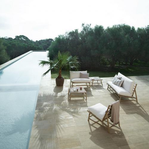 Tine K Home   Charmante Loungemöbel aus Bambus