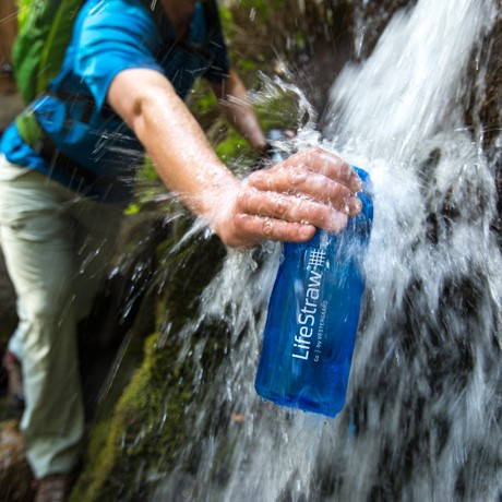 LifeStraw | Wasserfilter für Camper