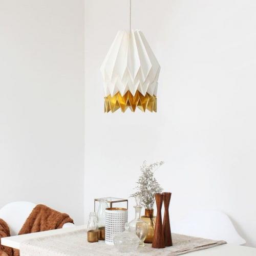 Orikomi | Origami Lampshades