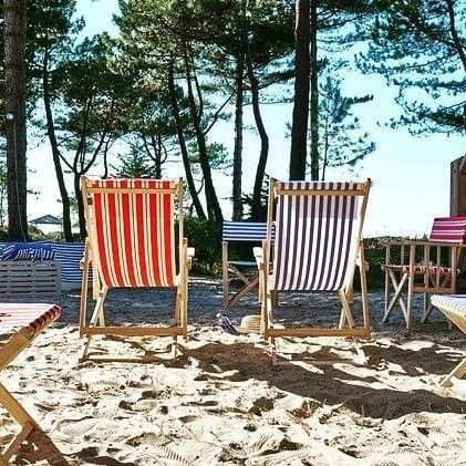 Lona | Your New Favourite Beach Chair