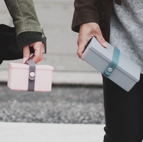 Uhmm Box | Faltbare & mikrowellenfeste Lunchboxen