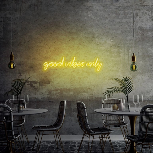 Neongraph | Sag's mit Licht: Auffällige Neonbeleuchtung