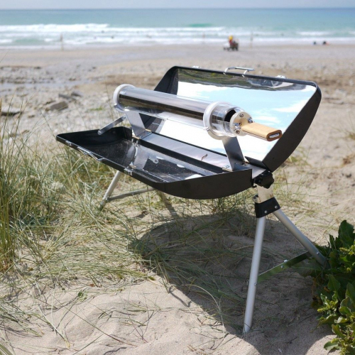 Solar Brother | Jump into Solar Cooking