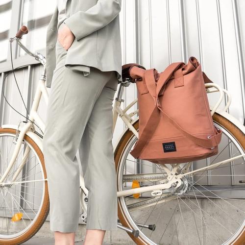 Weathergoods | Multifunktional unterwegs: 2-in-1-Fahrradtasche
