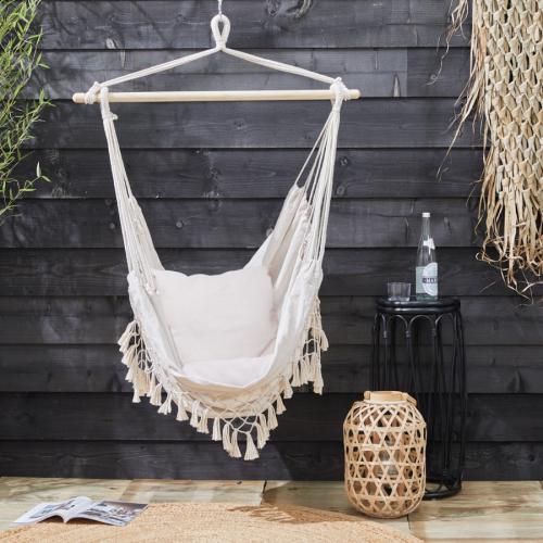 Lifa Living   Bequem abhängen: In- & Outdoor-Hängesessel
