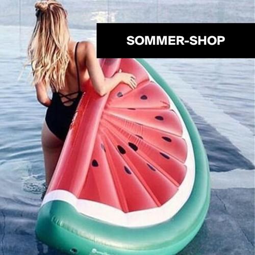 Sommer-Shop | Genieß es, solange du kannst