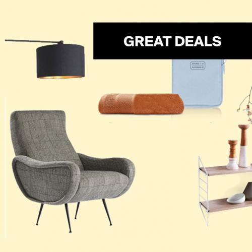 Great deals | Bis zu -70% auf das beste Design