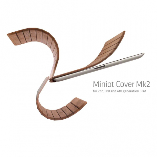 Miniot | Wooden Apple accessories