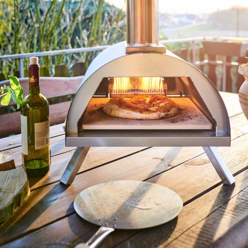 Ventura | Italienischer Genuss: Outdoor-Pizzaöfen