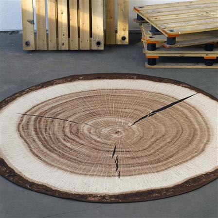 Hanse Home | Distinctive Tree Trunk Rugs