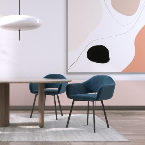 Marie Claire Home   Französischer Chic: Stühle in vielen Farben