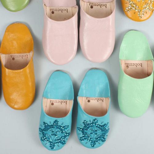 Bohemia | Handmade Babouche Slippers