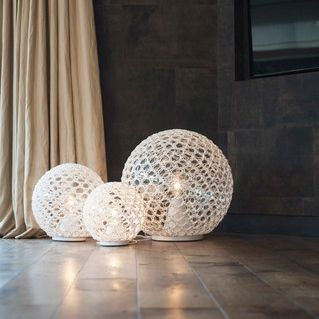 Monsieur Tricot | Intricate Knitted Lamps