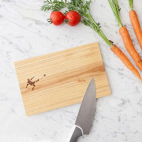 Pension für Produkte   Unikate aus Holz: Einzigartige Küchenbretter