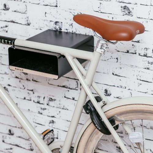 Parax | Made in Germany: Designer-Fahrrad-Wandhalterungen