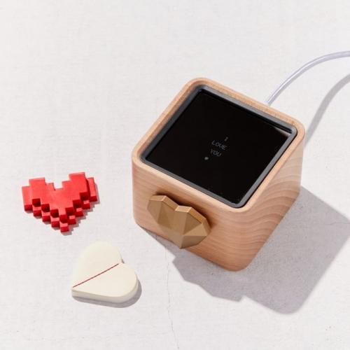 Lovebox | Liebe aus der Ferne: Messagebox für die Liebsten