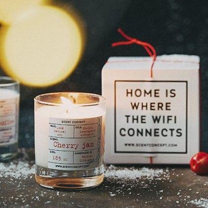 Scent Concept | Nostalgic Scent Candles