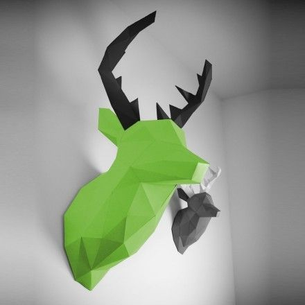 PaperTrophy | Unique Papercraft Wall Art