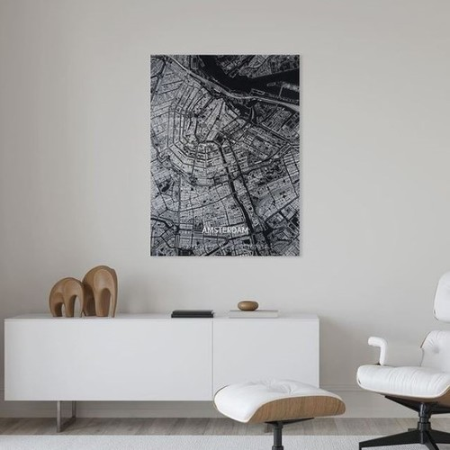BRANDTHOUT | City maps as a statement piece