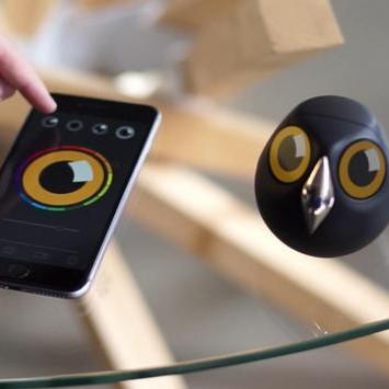 Ulo | Interactive Surveillance Camera