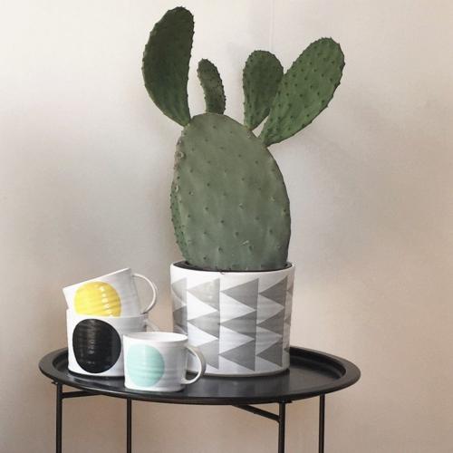 Camilla Engdahl | Colourful Handmade Mugs