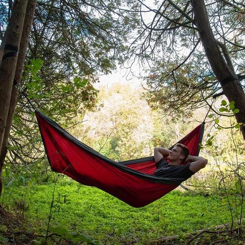 Vivere | Leichte, schnell trocknende und tragbare Hängematten
