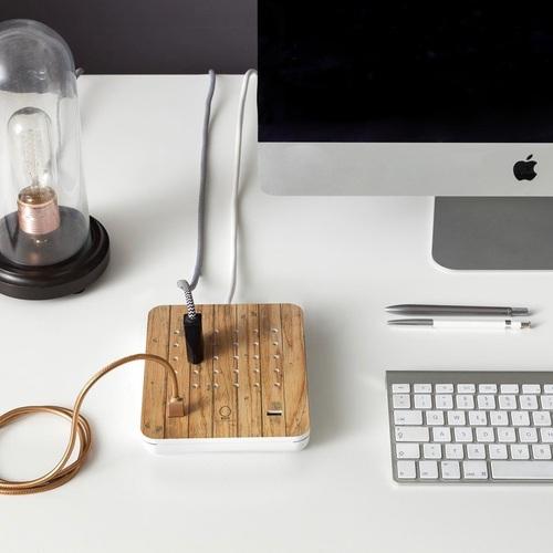 Egg Electronics | Energieboost: Eine Ladestation für alle Geräte