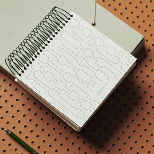 Monograph   Büro-Essentials für kreative Köpfe