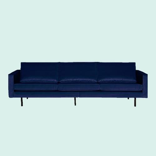 BePureHome | Modernes Samt-Sofa