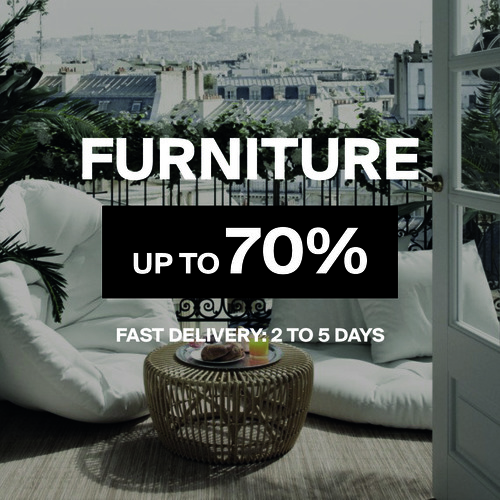 Furniture | Up to 70%
