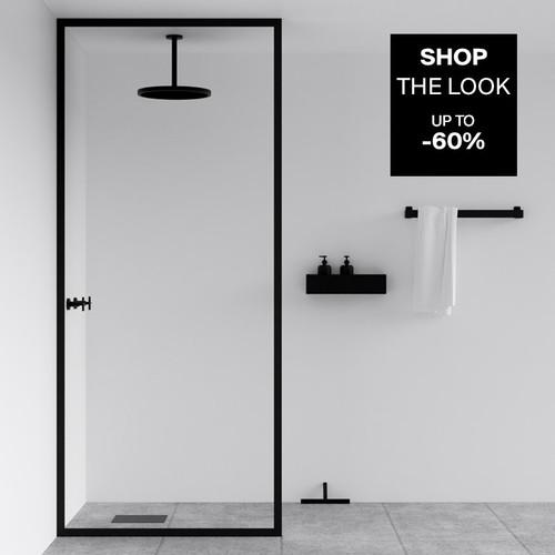 Shoppe den Look | Alles für dein minimalistisches Badezimmer
