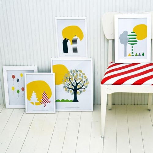 Tuokio Design Studio | Pretty Prints in Popping Colors