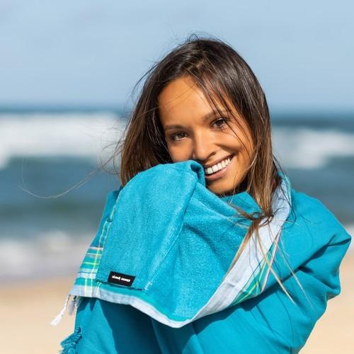 Simone & Georges | Summer dream team: beach lounger, towels & pillows