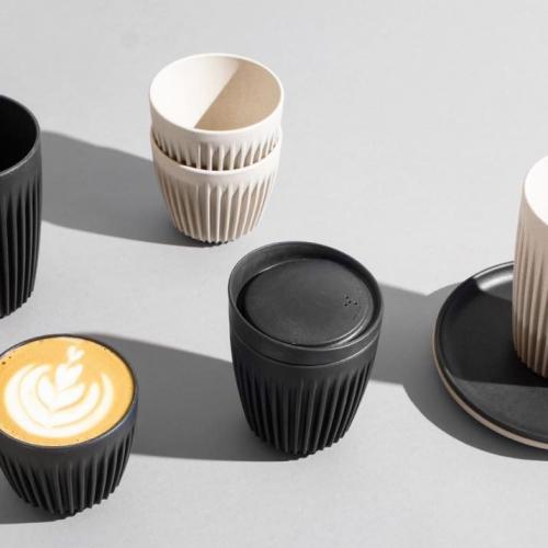 Huskee | Preisgekrönte wiederverwendbare Kaffeetasse