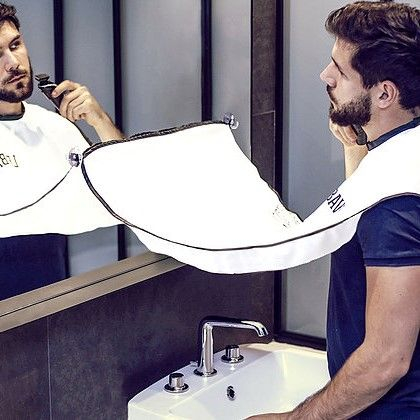 Le Bavoir | Real Men Beard Apron