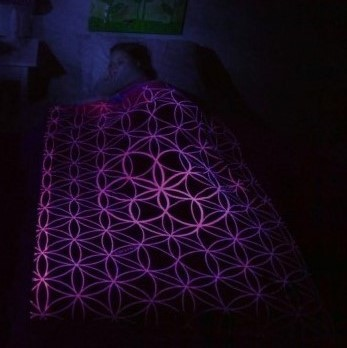 Forcefield | Just like magic: glow-in-the-dark blankets