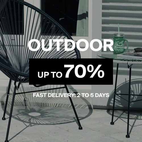 Outdoor Sale   Up to 70%