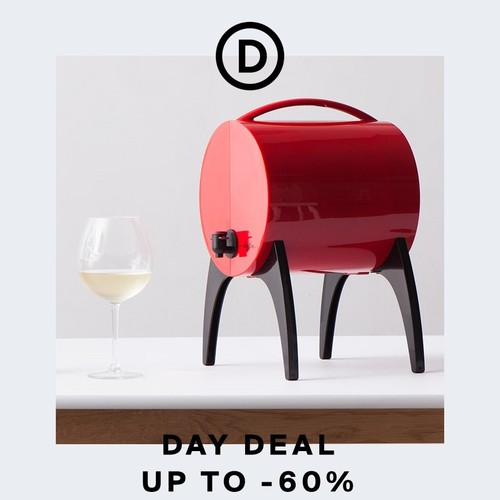 WinyBar   Chin-chin: Kompakter Bag-in-Box-Weinbehälter