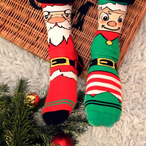 Oddsocks | Funky Weihnachtssocken