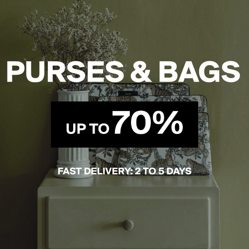 Purses, bags & accessories | Up to 70%