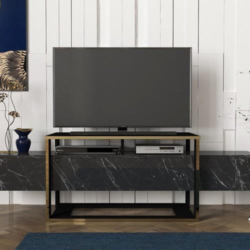 Hadley | Marmor trifft Metall: -50% auf dieses stilvolle Sideboard