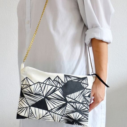 Mallow Blossom | Graphic Bags