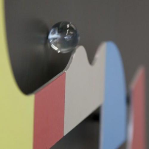 BERNHARD BURKARD | Amazing Marble Run