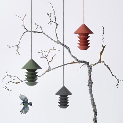 Pidät | Stilvolle Vogelfutterhäuser