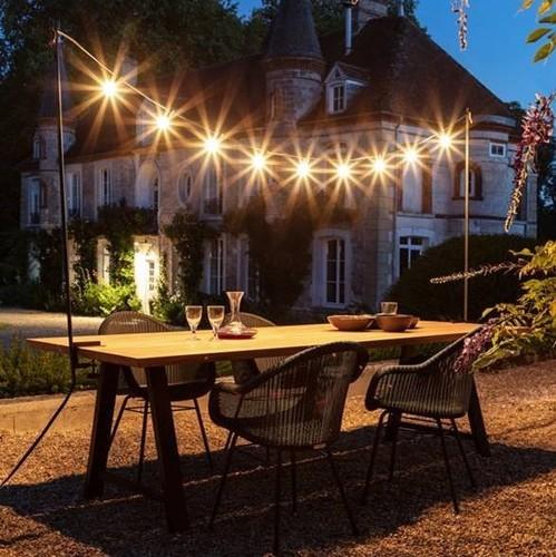 Studiomie by Vincent Sheppard   Stimmungsvolles Ambiente unterm Sternenhimmel