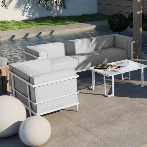 Calme Jardin   Entspannung pur: Wetterfeste & trendige Gartenmöbel