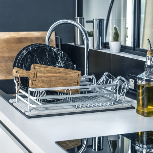 Moonstone | Schnell trocknende Accessoires für Bad & Küche